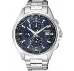 Citizen AT8130-56L Eco-Drive Titanium Funk-Chronograph 43mm 10ATM