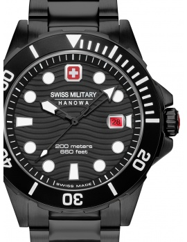 Swiss Military Hanowa 06-5338.13.007 Offshore Diver 44 mm 10ATM