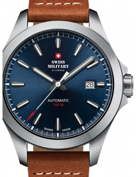 Swiss Military SMA34077.09 Automatic 42mm 10ATM