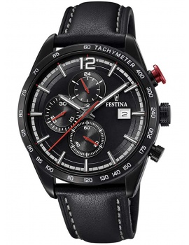 Festina F20344/3 Chrono Race 44mm 5ATM