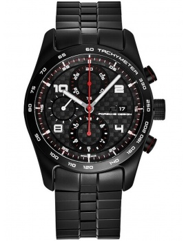 Porsche Design 6010.1.04.005.01.2 Chronotimer Series 1 Black Carbon 42mm 5ATM