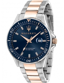 Maserati R8853140003 Sfida men`s watch 44mm 10ATM