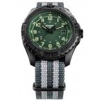 Traser H3 109039 P96 OdP Evolution green Men's 44mm 20ATM