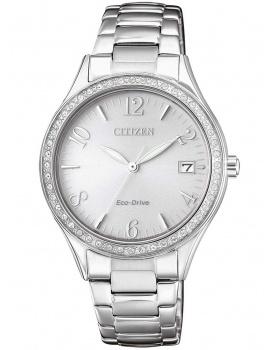 Citizen EO1180-82A Eco-Drive elegance Ladies 34mm 5 ATM