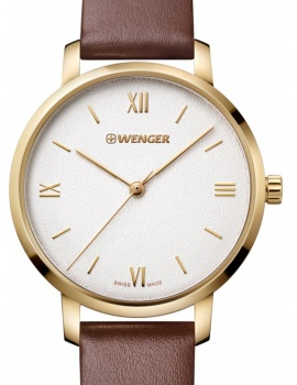 Wenger 01.1731.106 Metropolitan Donnissima Ladies 38mm 10 ATM