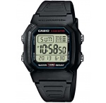 Casio W-800H-1AVES Collection Pánske 37mm 10ATM