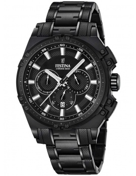 Festina F16969/1 Men's Chrono-Bike 2016 44mm 10 ATM