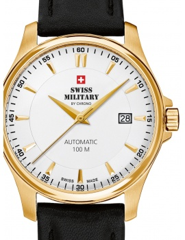 Swiss Military SMA34025.08 Automatic 39mm 10ATM