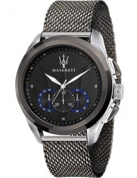 Maserati R8873612006 Traguardo chronograph  45mm 10ATM
