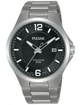 Pulsar PS9613X1 Titan Men's 41mm 10ATM