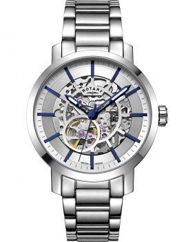 Rotary GB05350/06 Greenwich automatic men`s 42mm 5ATM