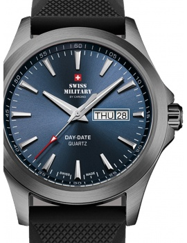 Swiss Military SMP36040.18 Men's 42mm 5ATM