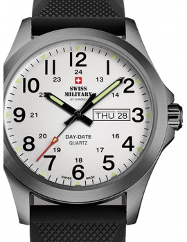 Swiss Military SMP36040.21 Men's 42mm 5ATM