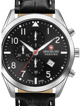 Swiss Military Hanowa 06-4316.04.007 Helvetus Chronograph 43mm