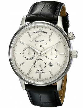 Jacques Lemans N-211A Nostalgia Automatic Men's 44mm 5 ATM