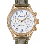 Ingersoll IN7401RWH Seminole Ladies Automatic 36mm 5 ATM