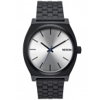 NIXON A045-180 Time Teller Black Silver 37mm 10ATM