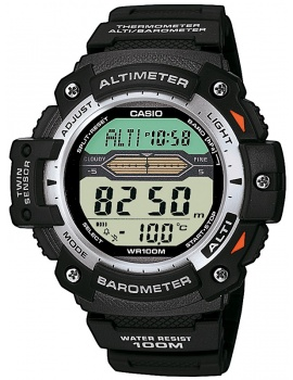 CASIO SGW-300H-1AVER Collection 50mm 10 ATM