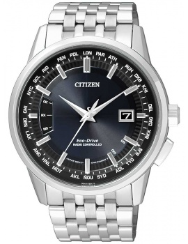Citizen CB0150-62L Eco-Drive Elegantné Radio Controlled Watch Men's 43mm 10 ATM