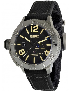 U-Boat 9007 Sommerso Automatické 46mm 30ATM