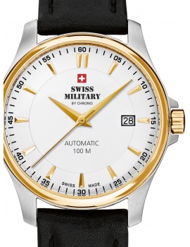 Swiss Military SMA34025.07 Automatic 39mm 10ATM