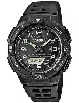 CASIO AQ-S800W-1BVEF Collection Slnečný pohon 42mm 10 ATM