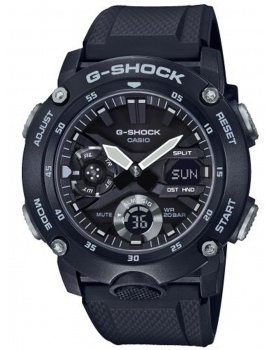 Casio GA-2000S-1AER G-Shock 46mm 20ATM