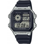 Casio AE-1200WH-1CVEF Collection men`s 42mm 10ATM