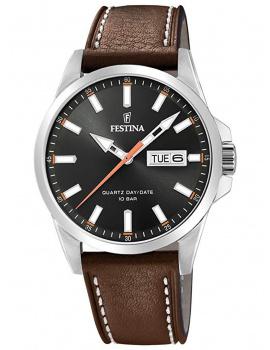 Festina F20358/2 Classic Day-Date Men's Watch 41mm 10ATM