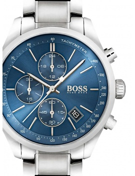 Hugo Boss 1513478 Grand-Prix Chronograph 44mm 3 ATM