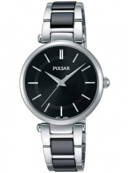 Pulsar PH8193X1 Ladies Keramika Watch 30mm 3 ATM