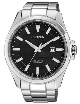 Citizen BM7470-84E Eco-Drive Titanium Men's 43mm 10ATM