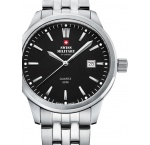 Swiss Military SMP36009.01 Pánske 41mm 5ATM