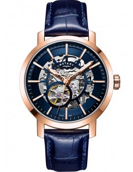 Rotary GS05354/05 Greenwich automatic men`s 42mm 5ATM