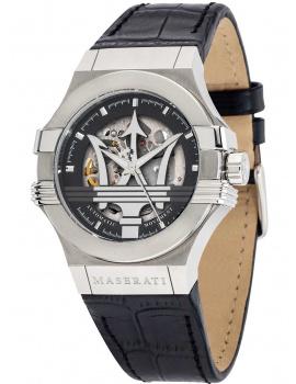 Maserati R8821108038 Potenza Automatikuhr 42mm 10ATM