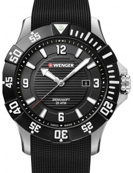 Wenger 01.0641.132 Seaforce diver 43mm 20ATM