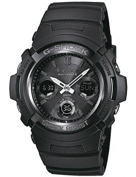 Casio AWG-M100B-1AER G-Shock Funk-Solar 46mm 20atm