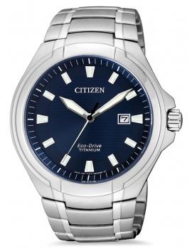 Citizen BM7430-89L Eco-Drive Super-Titanium Men's 42mm 10 ATM