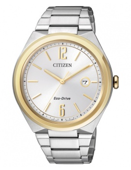 Citizen AW1374-51A Eco-Drive Elegantné Men's 41mm 5 ATM