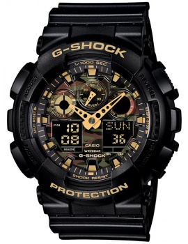 Casio GA-100CF-1A9ER G-Shock 51mm 20atm
