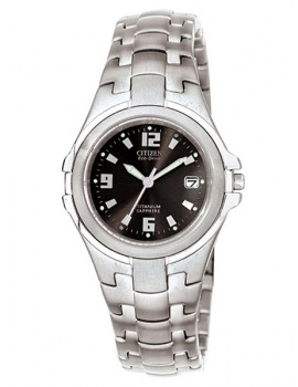 Citizen EW0650-51F Eco-Drive Super-Titanium Dámske 28mm 10ATM