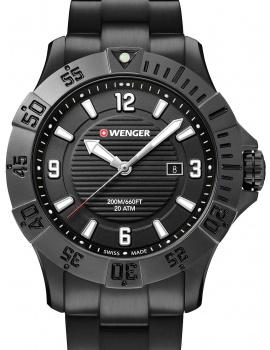 Wenger 01.0641.135 Seaforce diver 43mm 20ATM