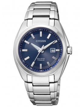 Citizen EW2210-53L Eco-Drive Super-Titanium Ladies 34mm 10 ATM