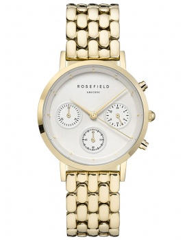 Rosefield NWG-N90 The Gabby Chronograph Ladies 33mm 3ATM
