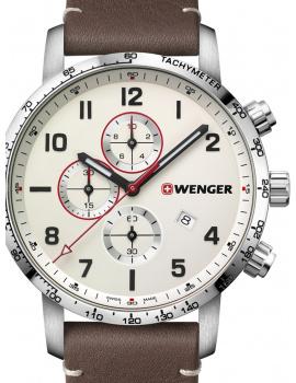 Wenger 01.1543.113 Attitude Chronograph 44mm 10ATM