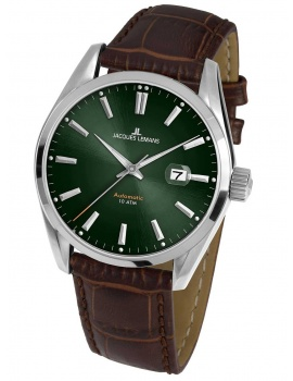 Jacques Lemans 1-1846.1C Derby Men's Automatic 42mm 10 ATM