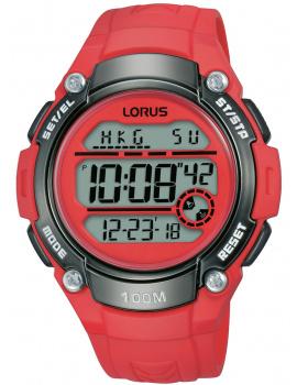 Lorus R2343MX9 Digitálne hodiny Pánske 46mm 10ATM