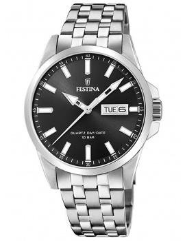 Festina F20357/4 Classic Day-Date Men's Watch 41mm 10ATM