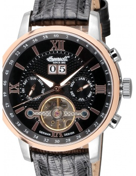 Ingersoll IN6900RBK Grand Canyon IV Automatické 42mm 3ATM