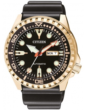Citizen NH8383-17EE Day-Date Automatic 46mm 10 ATM